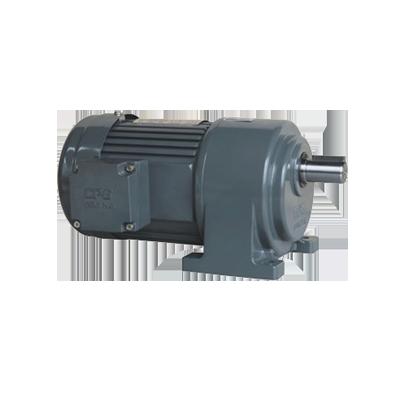 CH..SZ(CH..SZB) 臥式附三相縮框鋁殼(剎車)馬達減速機