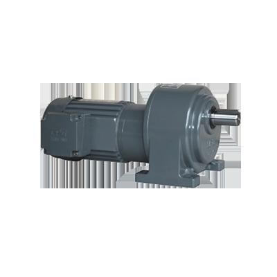 CH..SZ(CH..SZB) 臥式高速比附三相縮框鋁殼(剎車)馬達減速機