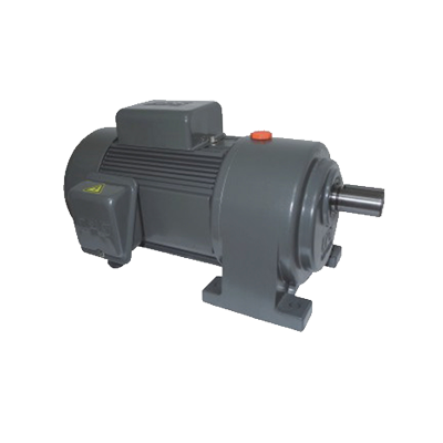 CH..AZ(CH..AZB) 臥式附單相縮框鐵殼(剎車)馬達減速機