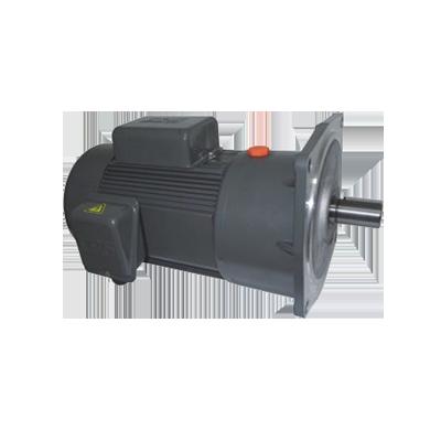 CV..AZ(CV..AZB) 立式附單相縮框鐵殼(剎車)馬達減速機